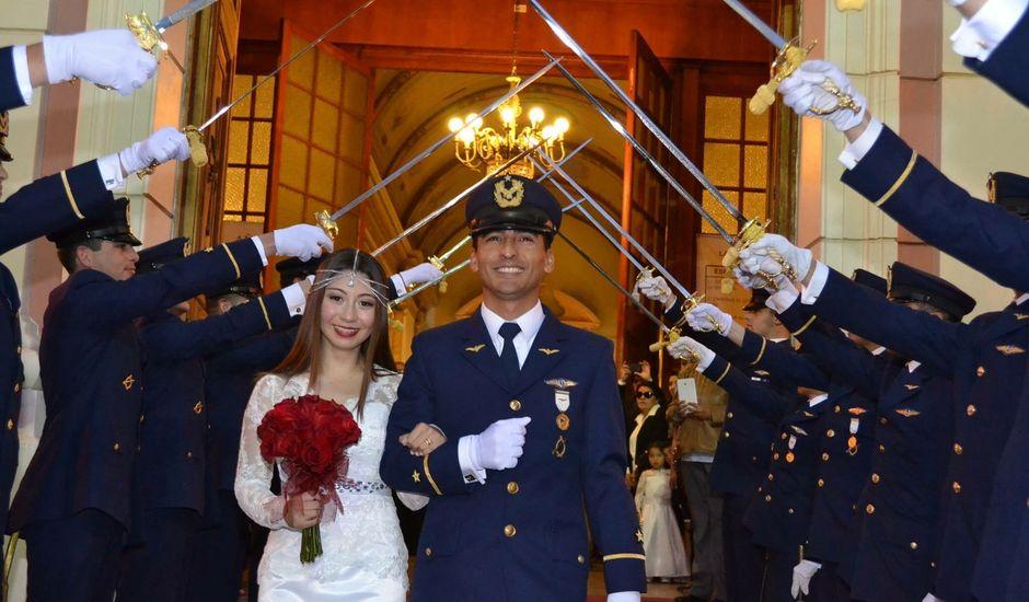 El matrimonio de José Luis y Ximena  en Rancagua, Cachapoal