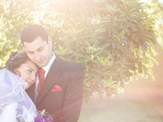 El matrimonio de Patricia y Gabriel 1