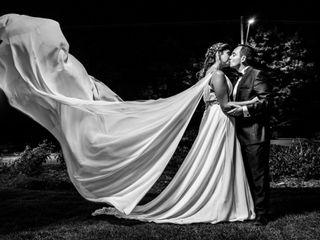 El matrimonio de César y Claudia