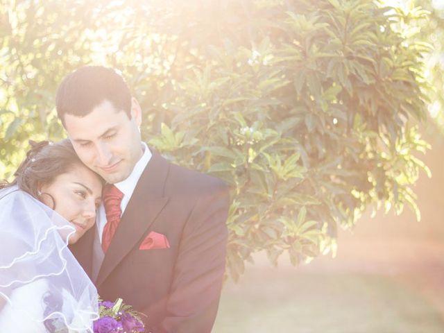 El matrimonio de Patricia y Gabriel