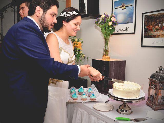 El matrimonio de Claudia y José