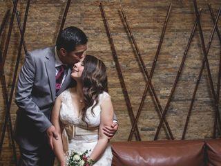 El matrimonio de Renato y Claudia 1