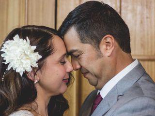 El matrimonio de Renato y Claudia