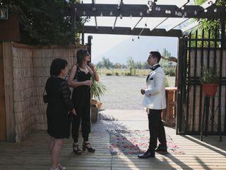 El matrimonio de Natalia y Fernando 1