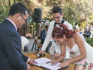 El matrimonio de Natalia y Fernando 3
