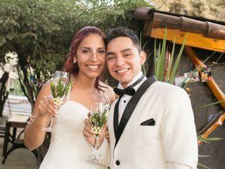 El matrimonio de Natalia y Fernando