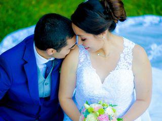 El matrimonio de Miriam y Víctor 1