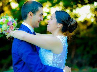 El matrimonio de Miriam y Víctor 2