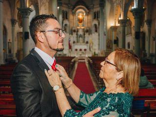 El matrimonio de Fernanda y Jorge 2