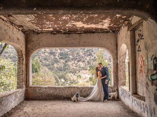 El matrimonio de Steffi y Kirk