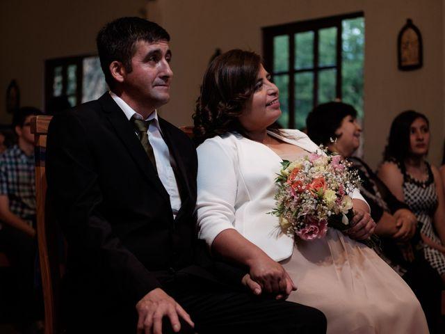 El matrimonio de Carolina y Aclicio