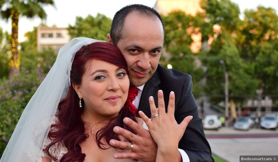 El matrimonio de pablo y pamela en maip santiago for Viveros en santiago maipu
