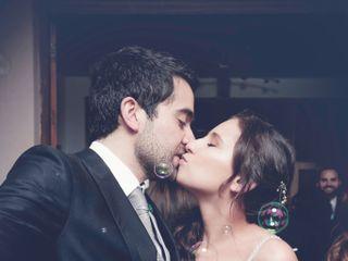 El matrimonio de Paula y Pato