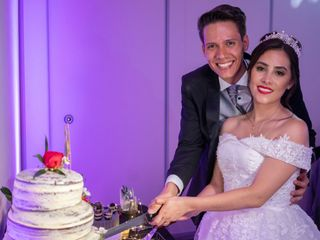 El matrimonio de Paola y Carlos