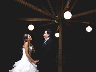 El matrimonio de Paula y Carlos 1