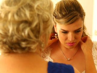 El matrimonio de Giannina  y Yerko  3
