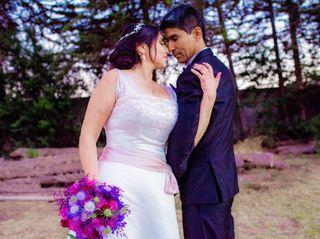 El matrimonio de Viviana y Sergio 1
