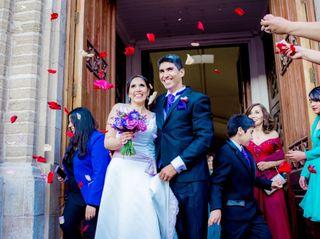 El matrimonio de Viviana y Sergio 2