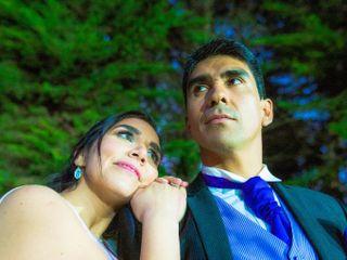 El matrimonio de Viviana y Sergio 3