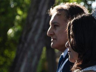 El matrimonio de Valeria  y Claudio  1
