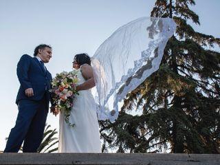 El matrimonio de Valeria  y Claudio  3