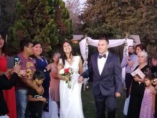 El matrimonio de Paola  y Víctor