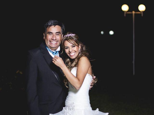 El matrimonio de Paula y Carlos