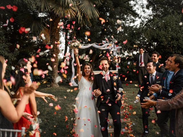 El matrimonio de Romina y Renato