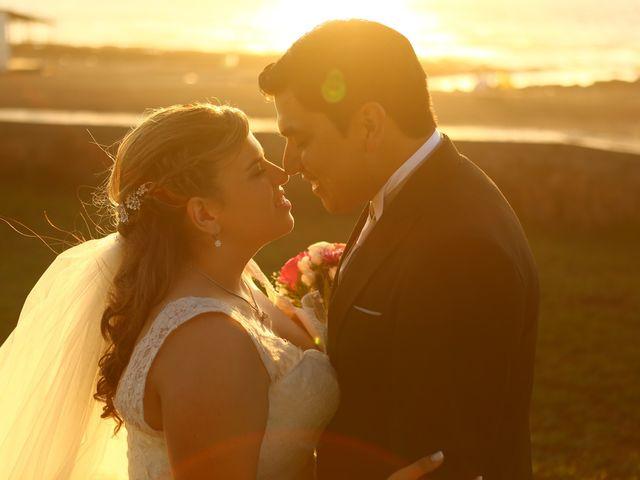 El matrimonio de Giannina  y Yerko