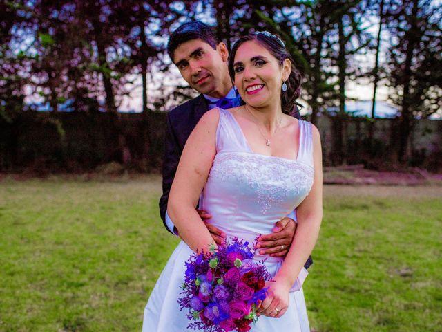El matrimonio de Viviana y Sergio