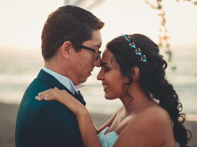 El matrimonio de Susana y Rodrigo