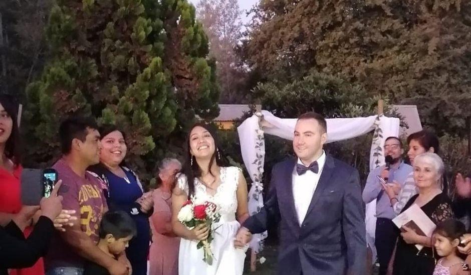 El matrimonio de Víctor y Paola  en Chimbarongo, Colchagua