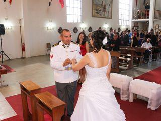 El matrimonio de Elena y Cristian 1