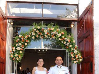 El matrimonio de Elena y Cristian 3