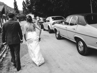 El matrimonio de Michelle  y Sebastian  1