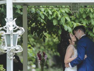 El matrimonio de Michelle  y Sebastian  3