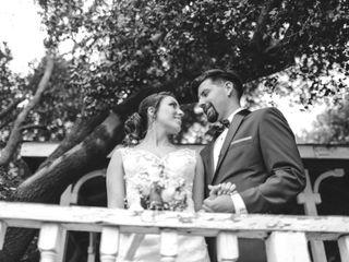 El matrimonio de Michelle  y Sebastian