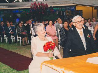 El matrimonio de Ana y Anacleto