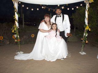 El matrimonio de Yessie y Sergio
