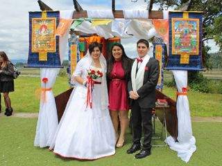El matrimonio de Ely  y Sergio