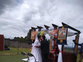 El matrimonio de Ely  y Sergio 2