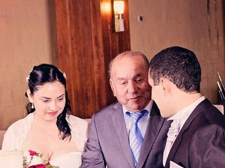 El matrimonio de Patricio y Daniela 3