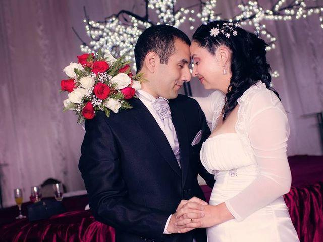 El matrimonio de Patricio y Daniela