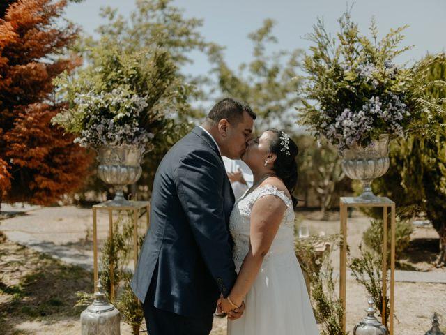 El matrimonio de Carla y Felipe