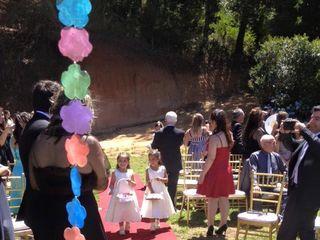 El matrimonio de Jeniffer y Giorgio 1