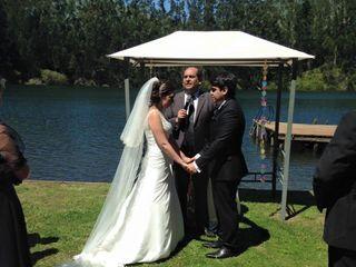 El matrimonio de Jeniffer y Giorgio 2