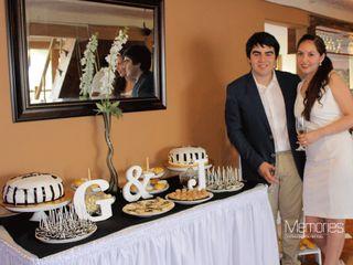 El matrimonio de Jeniffer y Giorgio