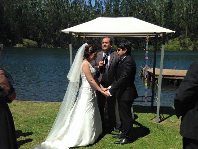 El matrimonio de Giorgio y Jeniffer en San Pedro de la Paz, Concepción 4
