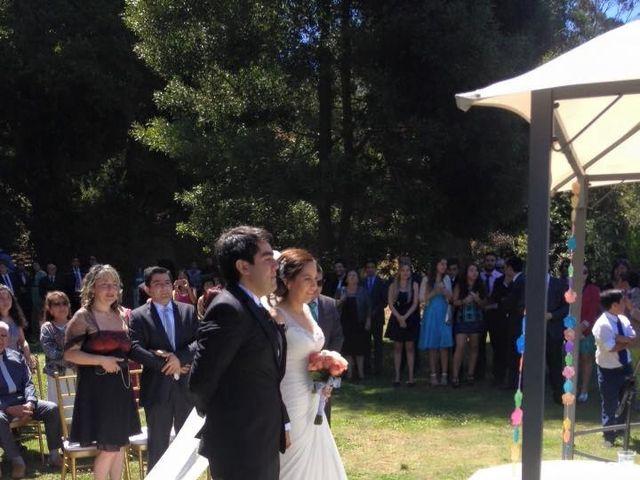 El matrimonio de Giorgio y Jeniffer en San Pedro de la Paz, Concepción 9