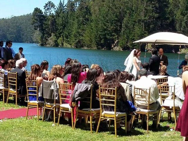 El matrimonio de Giorgio y Jeniffer en San Pedro de la Paz, Concepción 1
